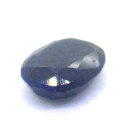 13.59 ct Natural Opaque Blue Sapphire , Natural Gemstone - PeakGems.com, PeakGems.com - 1