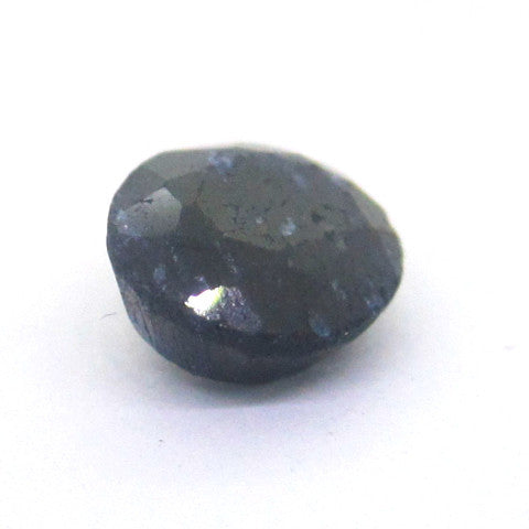 5.54 ct Natural Opaque Blue Sapphire , Natural Gemstone - PeakGems.com, PeakGems.com - 2