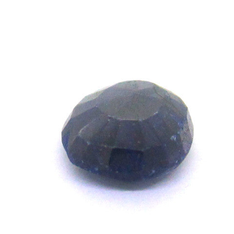 9.49 ct Natural Opaque Blue Sapphire , Natural Gemstone - PeakGems.com, PeakGems.com - 4