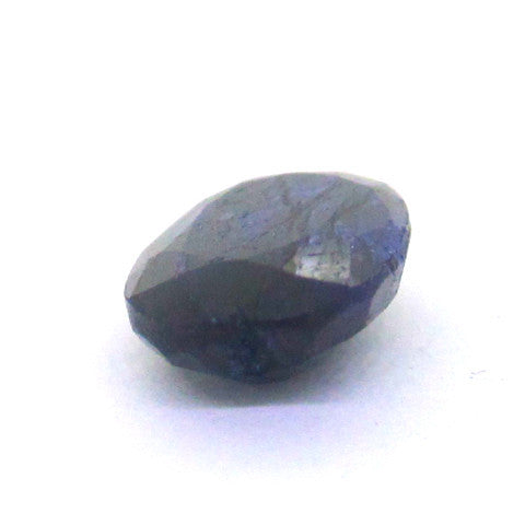 8.17 ct Natural Opaque Blue Sapphire , Natural Gemstone - PeakGems.com, PeakGems.com - 2