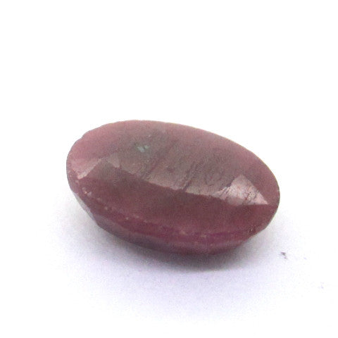 6.01 ct Natural Untreated Opaque Ruby , Natural Gemstone - PeakGems.com, PeakGems.com - 1