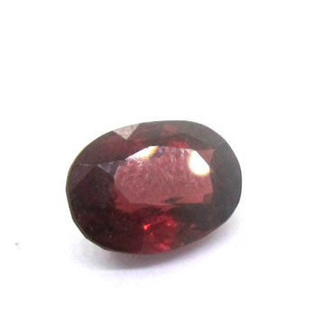 IGI Certified 2.91 ct Natural Red Garnet from Sri-lanka , Natural Gemstone - PeakGems.com, PeakGems.com - 2