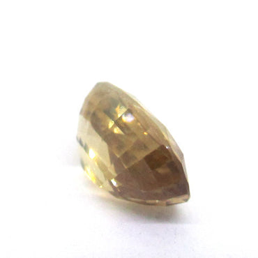 IGI Certified Natural 2.89 ct Ceylon Zircon , Natural Gemstone - PeakGems.com, PeakGems.com - 2