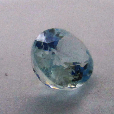 2.38 ct Natural Aquamarine , Natural Gemstone - PeakGems.com, PeakGems.com - 2