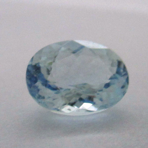 2.38 ct Natural Aquamarine , Natural Gemstone - PeakGems.com, PeakGems.com - 1