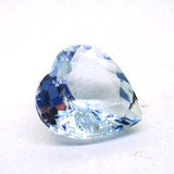 1.59 ct Natural Aquamarine , Natural Gemstone - PeakGems.com, PeakGems.com - 2