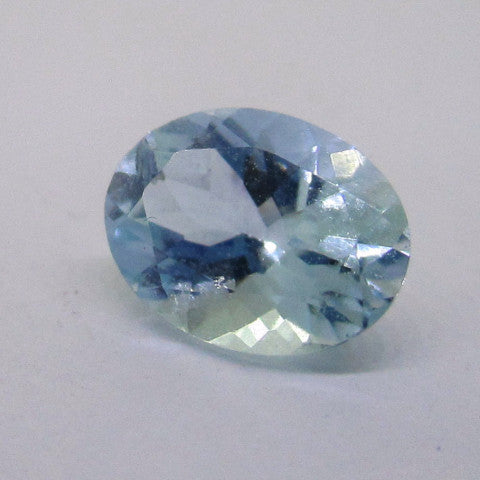 1.65 ct Natural Aquamarine , Natural Gemstone - PeakGems.com, PeakGems.com - 1