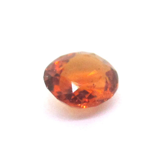 0.90 ct Natural Brownish Orange Garnet , Natural Gemstone - PeakGems.com, PeakGems.com - 2
