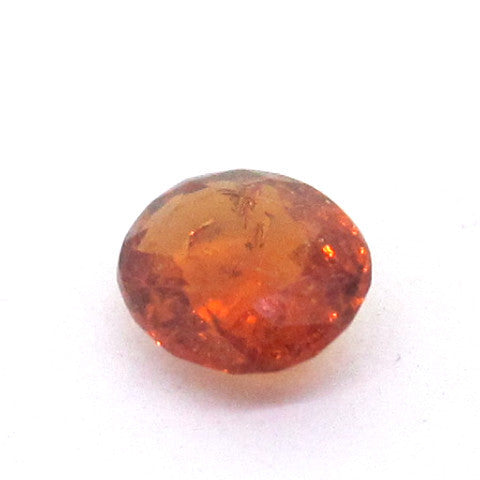 1.01 ct Natural Brownish Orange Garnet , Natural Gemstone - PeakGems.com, PeakGems.com - 1