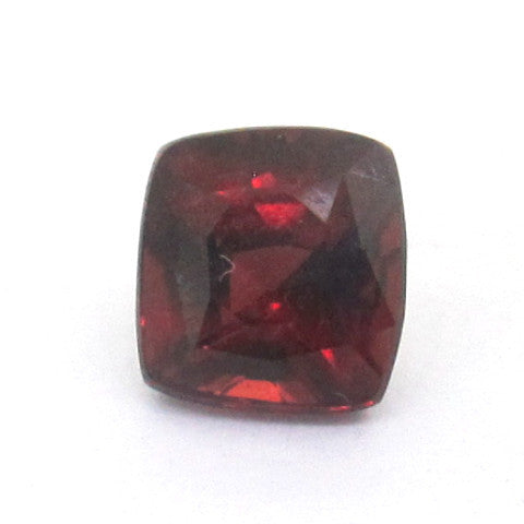 3.42 ct Natural Red Garnet , Natural Gemstone - PeakGems.com, PeakGems.com - 1