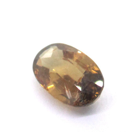 3.31 ct Natural Brownish Zircon , Natural Gemstone - PeakGems.com, PeakGems.com - 1