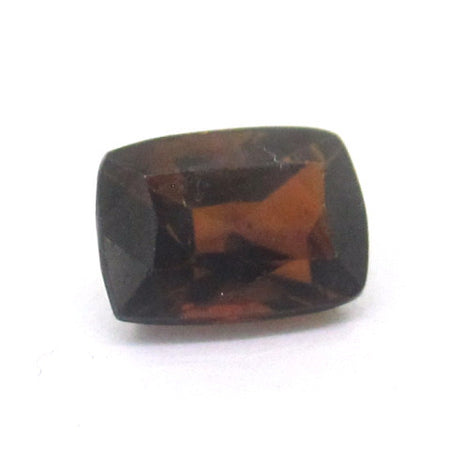 2.5 ct Natural Brownish Zircon , Natural Gemstone - PeakGems.com, PeakGems.com - 1