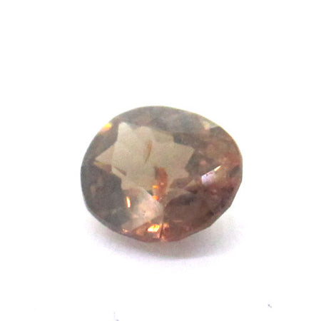 2.79 ct Natural Brownish Zircon , Natural Gemstone - PeakGems.com, PeakGems.com - 1