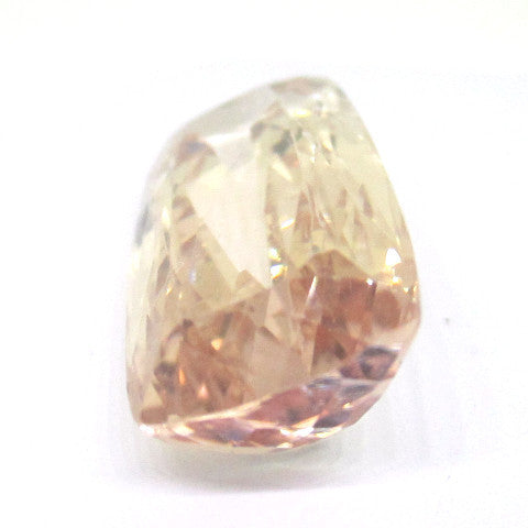 36.7 ct Natural Light Brown Kunzite , Natural Gemstone - PeakGems.com, PeakGems.com - 2