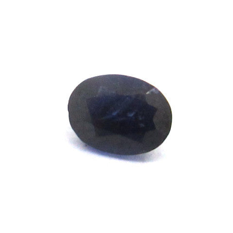 0.44 ct Natural Ceylon Blue Sapphire , Natural Gemstone - PeakGems.com, PeakGems.com - 1