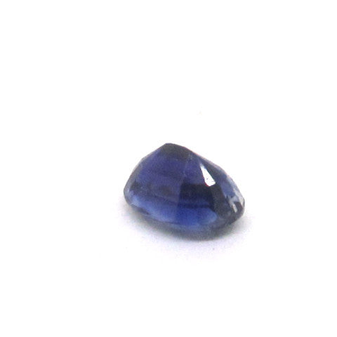 0.44 ct Natural Ceylon Blue Sapphire , Natural Gemstone - PeakGems.com, PeakGems.com - 4