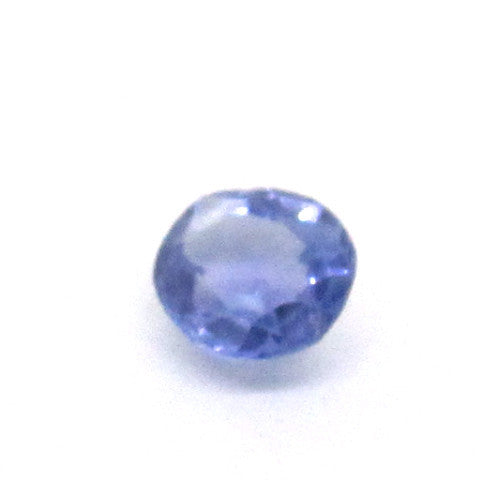 0.58 ct Natural Ceylon Blue Sapphire , Natural Gemstone - PeakGems.com, PeakGems.com - 2