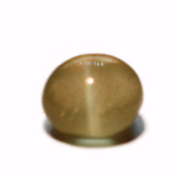 IGI Certified 1.41 cts Natural Chrysoberyl Cat's Eye , Natural Gemstone - PeakGems.com, PeakGems.com - 2
