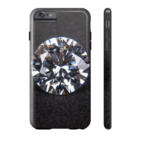 Diamond Portrait Phone Case Tough iPhone 6S Plus, Phone Case - PeakGems.com, PeakGems.com - 4