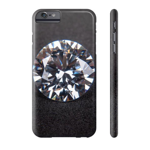 Diamond Portrait Phone Case Slim iPhone 6S Plus, Phone Case - PeakGems.com, PeakGems.com - 1