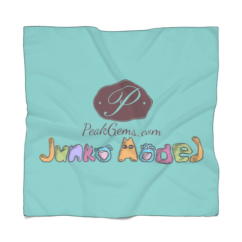 Junko Model Poly Scarf