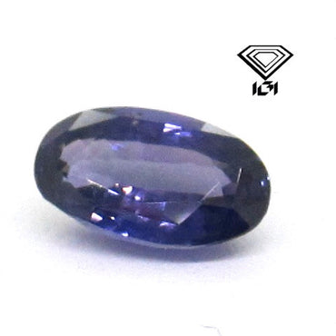 IGI Certified 1.16 ct Natural Ceylon Untreated Color Change Sapphire , Natural Gemstone - PeakGems.com, PeakGems.com - 1