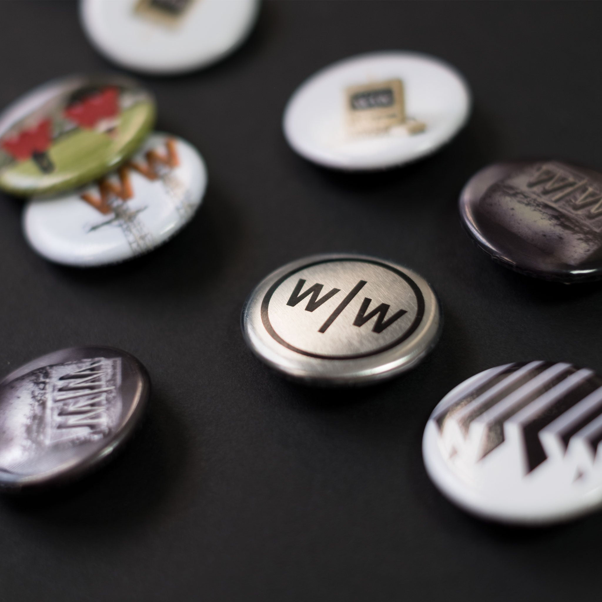 WW Limited Edition Buttons