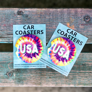 Mugsby Car Coasters