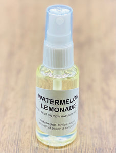1 OZ. Bottle Scents for Leather Car Charms