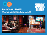 CitiKitty - Rebecca Rescate, Shark Tank Update