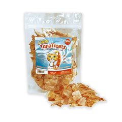 TunaTreats Premium Bonito Flakes - 1 oz Resealable Bag - CitiKitty Inc.   - 1