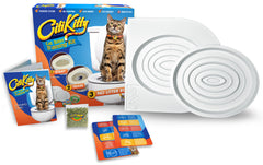 2 Pack - CitiKitty Cat Toilet Training Kit - CitiKitty Inc.   - 2