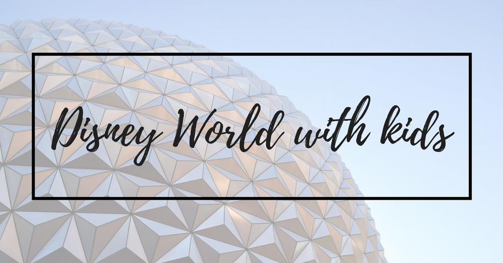 Disney World with kids: how we survived a week in the parks!