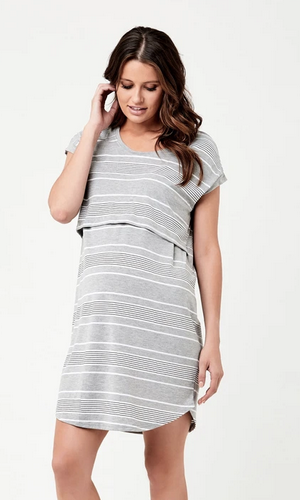 Stevie (nursing) lounge dress