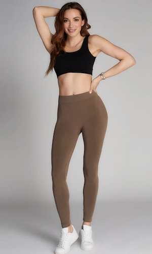 Bamboo leggings - various colours (size 2-12)