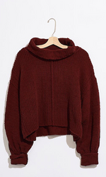 free people be yours pullover cranberry canada