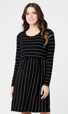 Crop top (maternity) dress