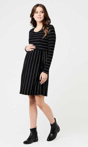 Crop top (nursing) dress