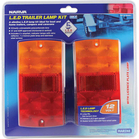 trailer tail light narva fabplans
