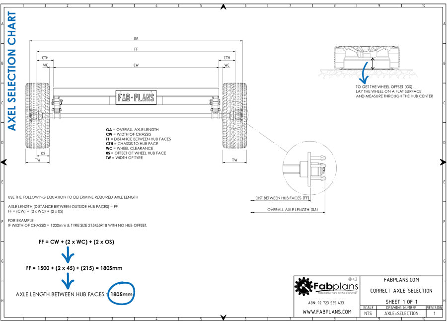 Swell 7X5 Box Trailer Plans Build Your Own Box Trailer Fabplans Largest Home Design Picture Inspirations Pitcheantrous