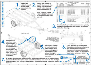 how to read trailer plans and drawings fabplans blueprints