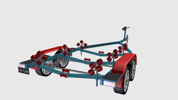 Build your own boat trailer guide 07