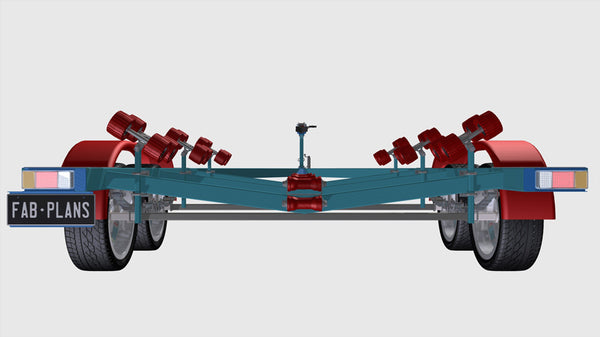 how to stop boat trailer springs from rusting