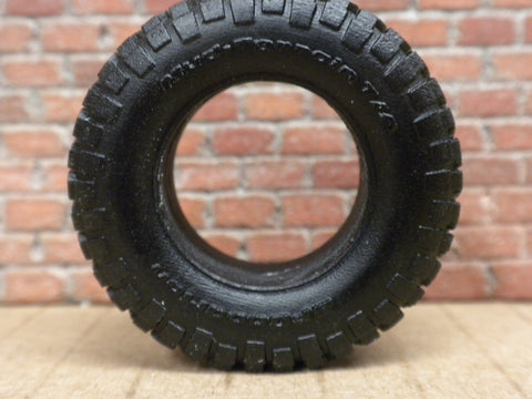 T22 MUD TERRAIN TIRES