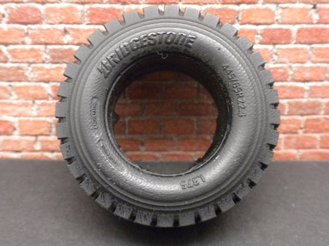 T36 1/25 22.5 Bridgestone L375 Float Tires