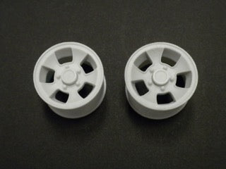 "W54  1/25  17"" 5 Slot Mag Wheels"