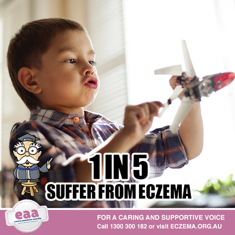 Protect-A-Bed working in association with the Eczema Association