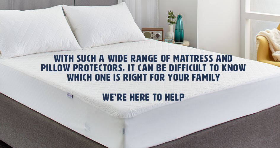 Picking the right Mattress Protector is easy with Protect-A-Bed