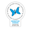 NAtional Asthma Council's Sensitive Choice Program - Mattress and Pillow Protectors by Protect-A-Bed