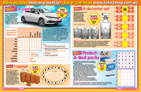 Take 5 Issue 16 13 April 2017